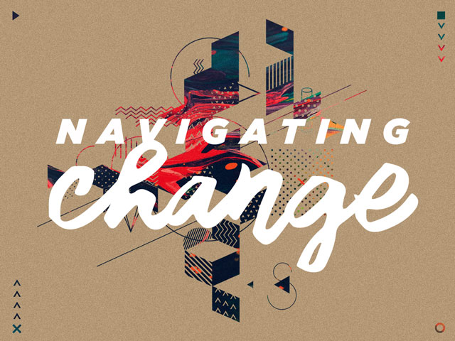 Navigating Change - Email Promotion