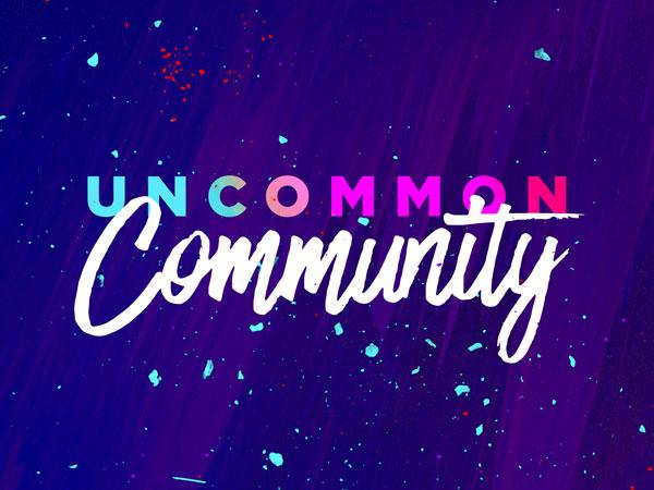 Uncommon Community Title