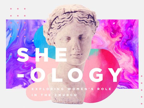 She-ology Title Slide